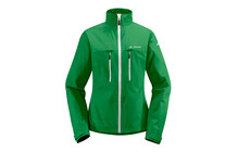 Vaude Tiak  Impermeable femme vert